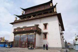 モンゴル旅行記