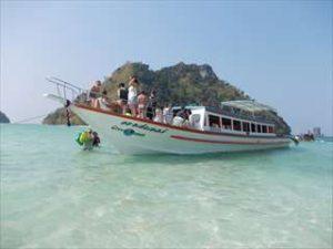 タイ南部旅日記