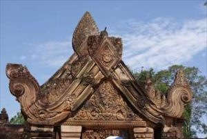 カンボジア旅日記.1