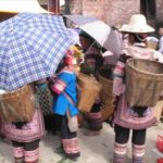 雲南省元陽を拠点にハニ族集落を巡る'09:全5記事