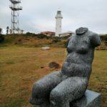 南房総2)野島崎で見た荒ぶる海の男と熟女のメタファ